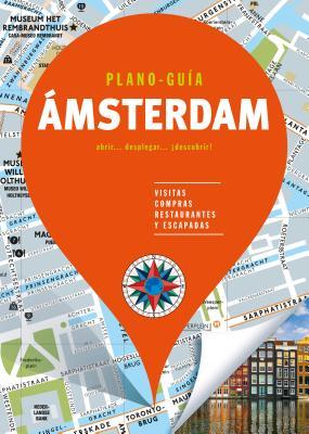 Amsterdam. Plano Guia 2017 - Autores Gallimard