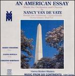 An American Essay: Music for Chorus & Orchestra by Nancy Van de Vate
