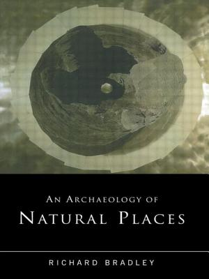 An Archaeology of Natural Places - Bradley, Richard