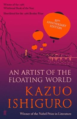 An Artist of the Floating World - Ishiguro, Kazuo