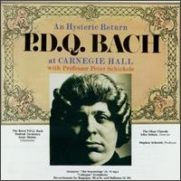 An Hysteric Return - John Ferrante (tenor); Lorna Haywood (soprano); Marlena Kleinman (alto); Maurice Eisenstadt (bagpipes);...