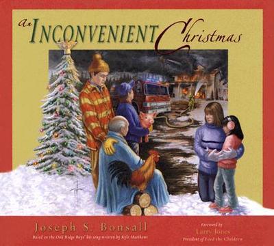 An Inconvenient Christmas - Bonsall, Joseph S
