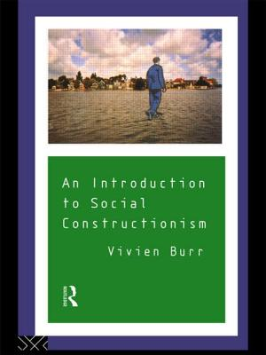 An Introduction to Social Construction - Burr, Vivien, and Myilibrary