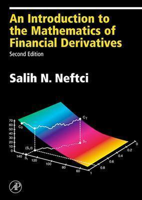 An Introduction to the Mathematics of Financial Derivatives - Neftci, Salih N