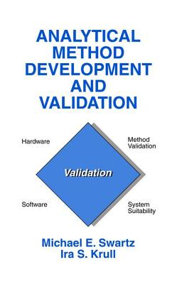 Analytical Method Development and Validation - Swartz, Michael E. (Editor)