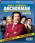 Anchorman: The Legend of Ron Burgundy [Rich Mahogany Edition] [Blu-ray]