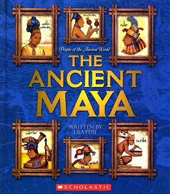 Ancient Maya - Perl, Lila