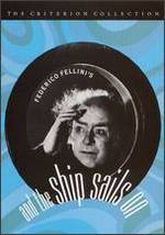 And the Ship Sails On [Criterion Collection]