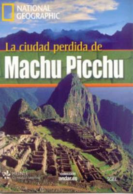 Andar.Es: National Geographic: Ciud Mach Picchu + CD - National Geographic
