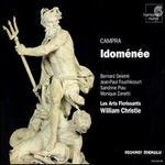 André Campra: Idoménée - Anne Mopin (soprano); Anne Pichard (soprano); Bernard Deletré (bass); Jean-Claude Sarragosse (bass);...
