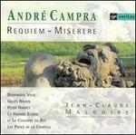 André Campra: Requiem; Miserere - Dominique Visse (haute contre vocal); Gilles Ragon (tenor); La Grande Écurie et la Chambre du Roy; Les Pages de la Chapelle;...