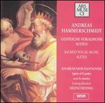 Andreas Hammerschmidt: Gesitliche