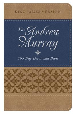 Andrew Murray 365-Day Devotional Bible-KJV - Publishing, Barbour