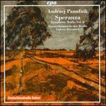 Andrzej Panufnik: Speranza - Symphonic Works, Vol. 6