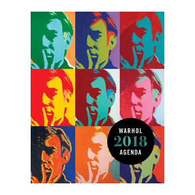 Andy Warhol 2018 Engagement Calendar - Galison, Andy, and Warhol, Andy (Artist)