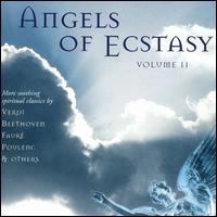 Angels of Ecstasy, Vol. 2 - Alexander Golyshev (flute); Andreas Röhn (violin); Camilla Otaki (soprano); Elmar Schloter (organ);...