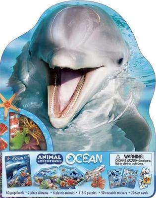 Animal Adventures: Ocean - Wilsdon, Christina