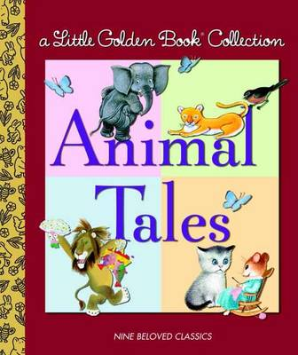 Animal Tales - Golden Books