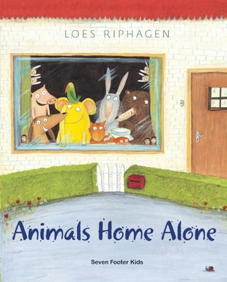 Animals Home Alone -