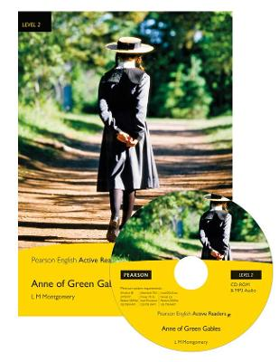 Anne of Green Gables, Level 2, Pearson English Active Readers - Montgomery