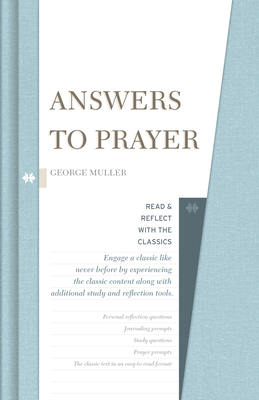 Answers to Prayer - Muller, George