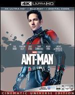 Ant-Man [Includes Digital Copy] [4K Ultra HD Blu-ray/Blu-ray]