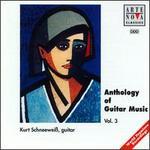 Anthology of Guitar Music, Vol. 3