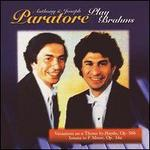 Anthony & Joseph Paratore Play Brahms