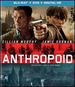 Anthropoid [Includes Digital Copy] [UltraViolet] [Blu-ray/DVD] [2 Discs]