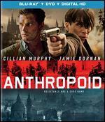 Anthropoid [Includes Digital Copy] [UltraViolet] [Blu-ray/DVD] [2 Discs]