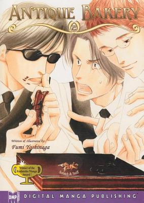 Antique Bakery Volume 2 - Yoshinaga, Fumi