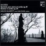 Antonín Dvorák: String Quartet; Piano Quintet