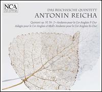 Antonin Reicha: Quintet; Andantes pour le Cor Anglais; Adagio pour le Cor Anglais - Christian Beuse (bassoon); Das Reicha'sche Quintett; Guy Van Waas (clarinet); Hans-Peter Westermann (oboe);...