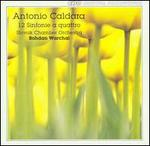 Antonio Caldara: 12 Sinfonie a quattro