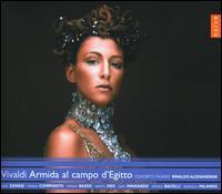 Antonio Vivaldi: Armida - Furio Zanasi (baritone); Marina Comparato (mezzo-soprano); Martin Oro (counter tenor); Monica Bacelli (mezzo-soprano);...