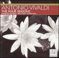Antonio Vivaldi: The Four Seasons - Florin Paul (violin); Hamburg Soloists; Emil Klein (conductor)