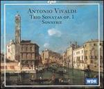 Antonio Vivaldi: Trio Sonatas, Op. 1