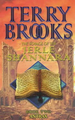 Antrax: The Voyage of the Jerle Shannara: Book Two - Brooks, Terry