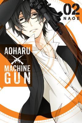 Aoharu X Machinegun, Volume 2 - Naoe