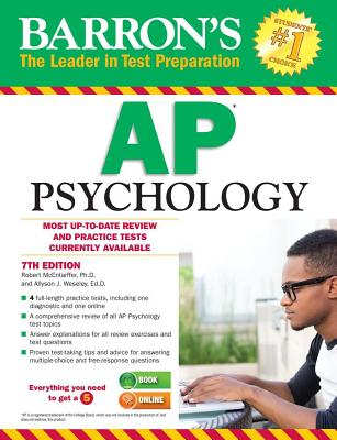 AP Psychology - Weseley, Allyson J