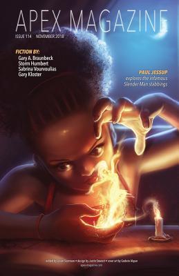 Apex Magazine -- November 2018 - Humbert, Storm, and Vourvoulias, Sabrina, and Jessup, Paul