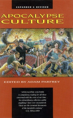 Apocalypse Culture - Parfrey, Adam (Editor)
