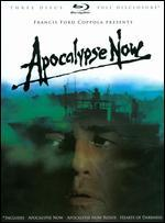 Apocalypse Now [Full Disclosure] [3 Discs] [With Collectible Booklet] [Blu-ray]