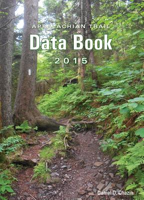 Appalachian Trail Data Book - Chazin, Daniel