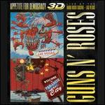 Appetite for Democracy 3D: Live at the Hard Rock Casino Las Vegas [CD/DVD]