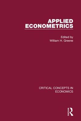 Applied Econometrics - Greene, William (Editor)