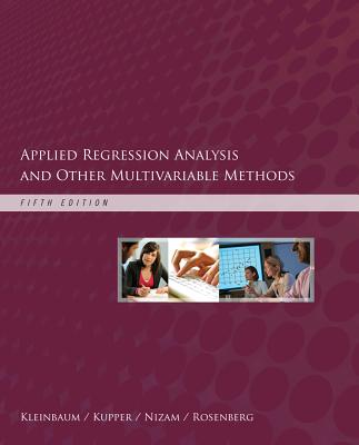 Applied Regression Analysis and Other Multivariable Methods - Kleinbaum, David G, and Kupper, Lawrence L, and Nizam, Azhar