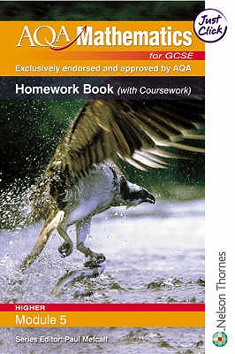 AQA Mathematics: Homework Book: For GCSE - Haighton, June, and Haworth, Anne, and Johns, Janice
