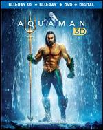Aquaman [Includes Digital Copy] [3D] [Blu-ray/DVD]