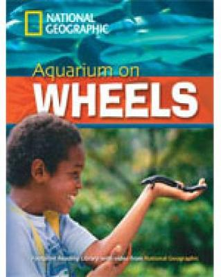 Aquarium on Wheels + Book with Multi-ROM: Footprint Reading Library 2200 - Geographic, National, and Waring, Rob